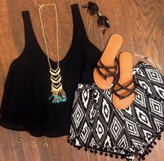 cute summer outfit #LOVE