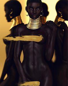 The World's First Digital Supermodel, Shudu Gram (@shudu.gram)