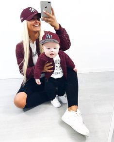 he is the reason I wake up with a smile every single day ❤️ Baby Outfits, Mom And Son Outfits, Mother Daughter Outfits, Kids Outfits, Little Boy Fashion, Baby Boy Fashion, Kids Fashion, Baby Boy Dress, Baby Boy Swag