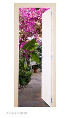 Puertas balcón Algatocín. - Página web de mipatioandaluz