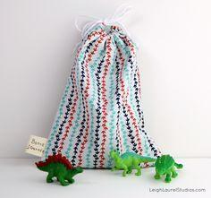 Stocking stuffer bag