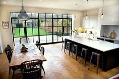kitchen extension ideas hollygoeslightly