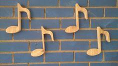 Muzieknoten van nicasdeco