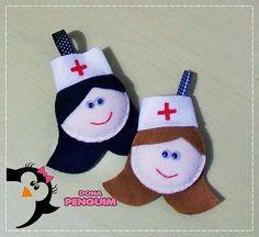 enfermeira de feltro - Pesquisa Google