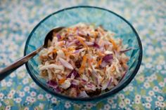 How to make the ultimate coleslaw