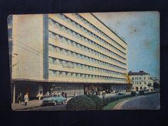 Lviv. Hotel Lviv vintage greeting card 1968 ussr от VintageIhorUA