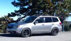 ('09-'13) My WRX + Spacer combo setup - Subaru Forester Owners Forum