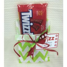 """Perfect neighbor gift... """"Twizz the season to be jolly"""" twizzlers & jolly ranchers"""