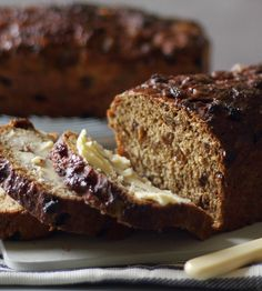 Paul Hollywood brings you an easy malt loaf recipe that's just made for a cup of tea after a blustery walk.