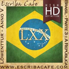"Check out ""Podcast LXX - Brasil :: Parte 3 :: A República"" by Escriba Cafe on Mixcloud"