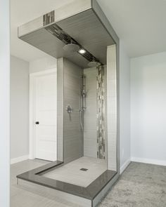 Very Unique Custom En-suite Shower