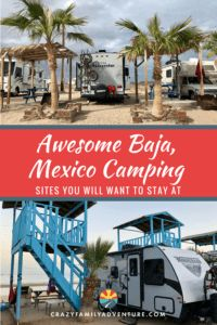 Check out these 15 amazing #campsites to stay at on your #bajacalifornia #mexico #roadtrips! Baja is a great place to #travel to with so many great things to do from amazing #beaches to #adventure! Come get ideas on where to stay on your trip from campgrounds where you can see #whales to perfect places to #surf. There are so many amazing #camping places in Baja!