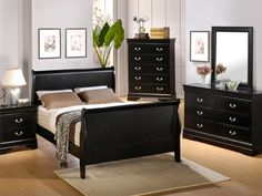 Fairbrooks Esta Queen Bedroom Set GoGo Furniture - Bedroom furniture queens ny