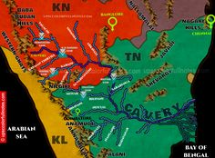 Everything you need to know about kaveri river system.