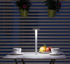 Tetatet by Davide Groppi is the lamp you are looking for if you want to dine by candlelight, but in a totally contemporary mode. #SmallLight