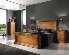Bedroom Closet Design, Bedroom Furniture Design, Bed Furniture, Bedroom Decor, Living Room Partition Design, Room Partition Designs, Double Bed Designs, Wood Bed Design, Bed Frame With Storage