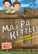 Ma & Pa Kettle: Complete Comedy Collection , Claudette Colbert