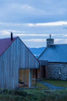 Highland Farmhouse   Moxon Architects   Archinect