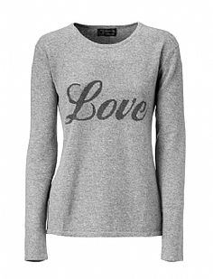 Cashmere Love sweater from clubcollection.com