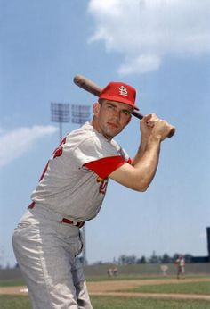 SEPTEMBER 10.1959 - Tim McCarver makes his major league debut at the age of 17 when he flies out to right field as a pinch-hitter in the ninth inning of the Cardinals' 7-4 loss to Milwaukee at County Stadium. The high school backstop, who was scouted by Hall of Fame catcher Bill Dickey, turns down football scholarships from Notre Dame and Tennessee to play baseball.