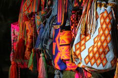 """Nativo bags now available! 1 bag purchase helps support the women & children of Wayuu. Each bag is distinct and handmade. """"Pay It Forward"""" Shop Berlue Boutique"""