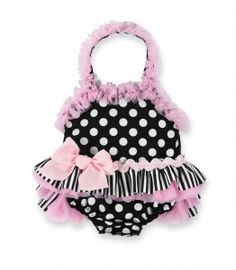 Mud Pie Baby Girls Bathing Suit - My Pink Baby Boutique