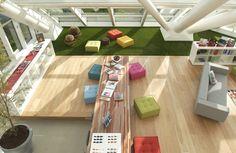 Sevil Peach _ Mexx Design Centre, Amsterdam. Project published in T18Magazine 09 Spring 2013
