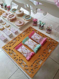 1º Añito Joaquina - Princess - Shabbic Chic Birthday Party Ideas | Photo 1 of 14