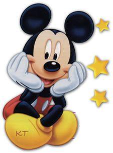 Imagenes de dibujos animados: Mickey Mouse
