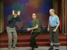 I love colins' look at the end! Whose Line Is It Anyway?