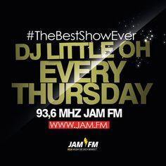 Jam FM #TheBestShowEver 03 - 19 - 2015 (No.169) by Dj Little Oh on SoundCloud