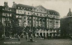 Warszawa - Hotel Polonia (lata 20. XX wieku)