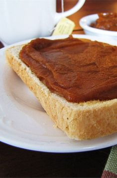 "Pumpkin Butter | ""This is a wonderful recipe! I doubled the batch and used my crockpot instead of the stove."" #pumpkinrecipes #pumpkindishes"