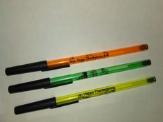NEW! Thanksgiving Pens  Personalized just for you!