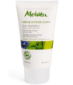 Melvita Crème soyeuse pour le corps 150ml