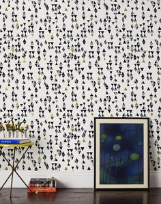 wallpaper by lisa congdon for hygge & west
