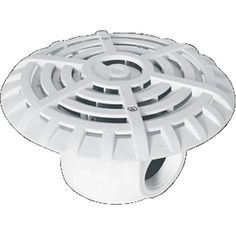 Circular Grid Main Drainer For Swimming Pools