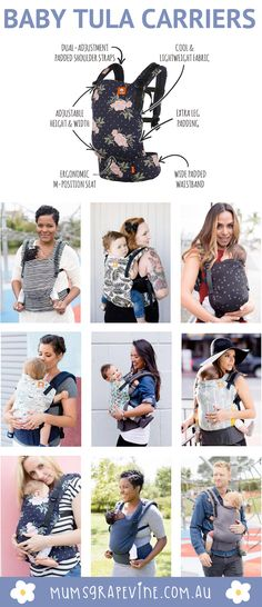 14ee8c65c18 Baby Tula Carriers  babywearing  babycarrier  baby  carriers
