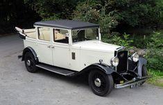 1933 Austin 20/6 Ranelagh Landaulette