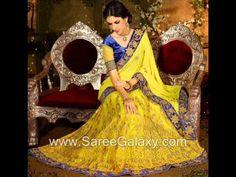 #Lehenga Style #Saree #Designs
