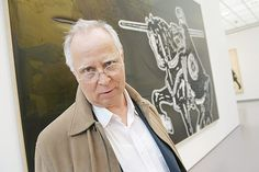 Sigmar Polke (13 February 1941 – 10 June 2010) was a German painter and photographer.