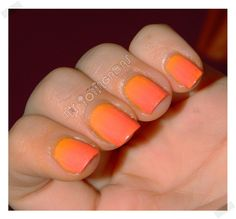 Reto Summer Nails - PUESTA DE SOL