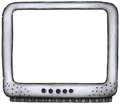 TV or Computer Frame? Diy Computer Case, Computer Photo, Computer Paper, Framed Tv, Page Borders, Frame Background, Frame Clipart, White Pages, Vector Shapes