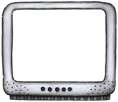 TV or Computer Frame?