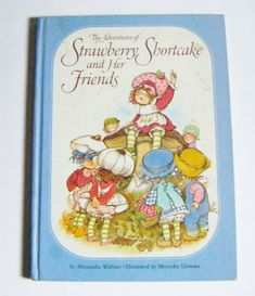 Vintage First Edition The Adventures Of Strawberry by parkledge