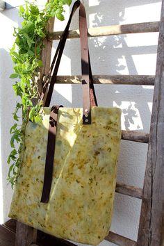 Shoulder Bag Natural Dyed Bag Canvas Bag Tote Bag Shopping Canvas Shoulder  Bag 7fb6d5aed6b0f