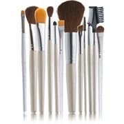EYES LIPS FACE!!  I am all about it!  This twelve piece brush set is my go to.  Everyone should have it for their basics.  Brushes don't last forever, this is the inexpensive option and it gets the job done!