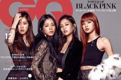 BLACK PINK é o primeiro grupo feminino a ser capa da revista 'GQ Japan'