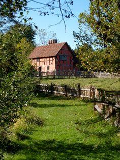 English Farm House