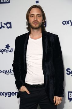 Aaron Stanford in NBCUniversal Cable Entertainment Upfronts